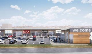 W Opocznie powstaje duże centrum handlowe. Zobacz wizualizacje