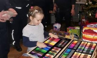 Dzielnicowi zorganizowali pomoc potrzebującej rodzinie